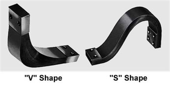 Less Common Shunt Shapes - Production Engineering