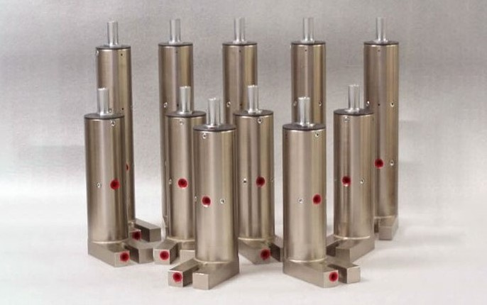 ACP Medium Heavy Duty Weld Cylinders - Production Engineering