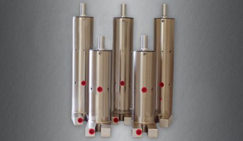 ACP Medium and Heavy Duty Weld Cylinders - Production Engineering
